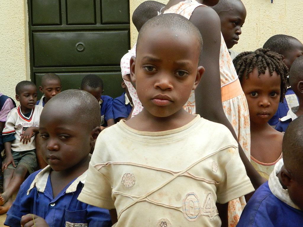 2018 Sostegno orfanotrofi in Uganda