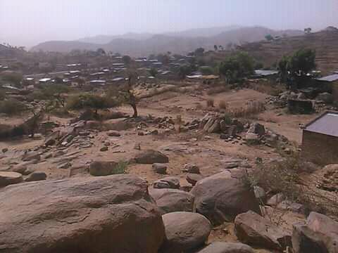 2019 – Progetto Acqua per la vita, pozzo di May Enda Nehbi – Tigray (Etiopia)
